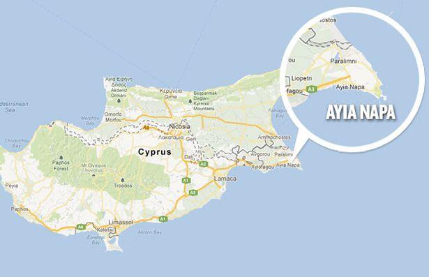 Ayia Napa Cypr - co warto zobaczyć...