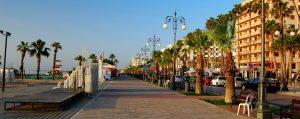Ziści plan budowy mariny w Larnace?
