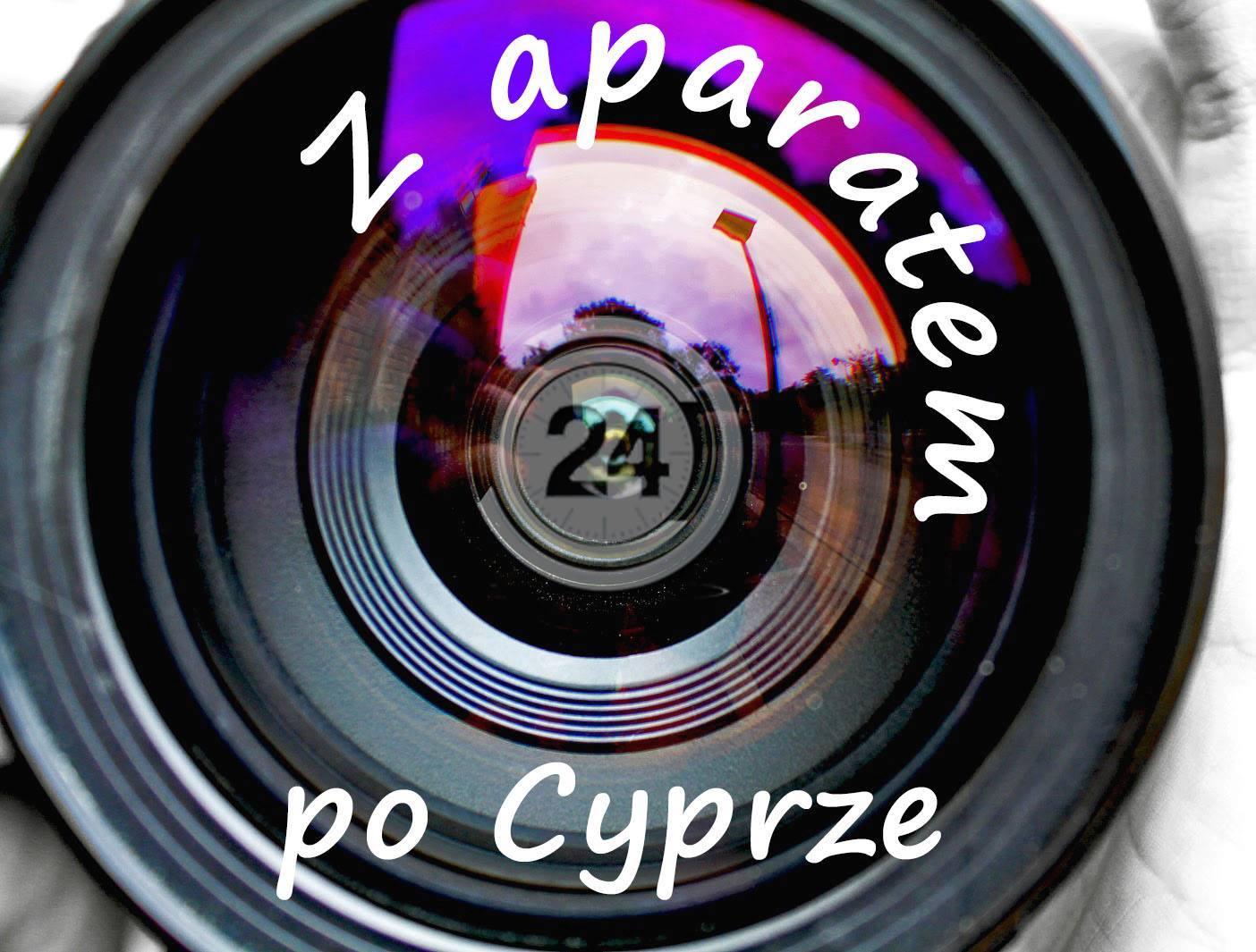 Z aparatem po Cyprze