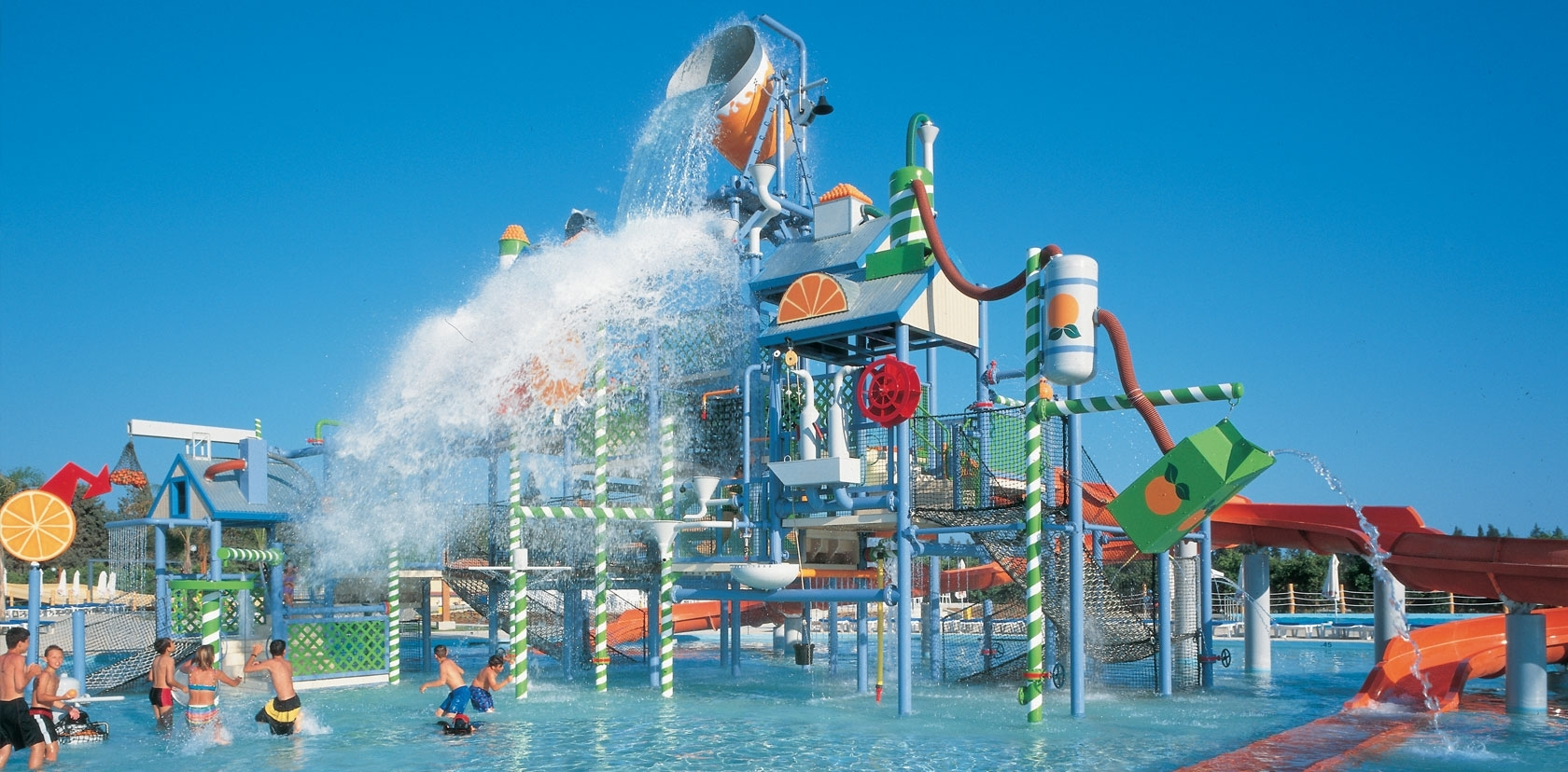 Fassouri Watermania Waterpark Limassol