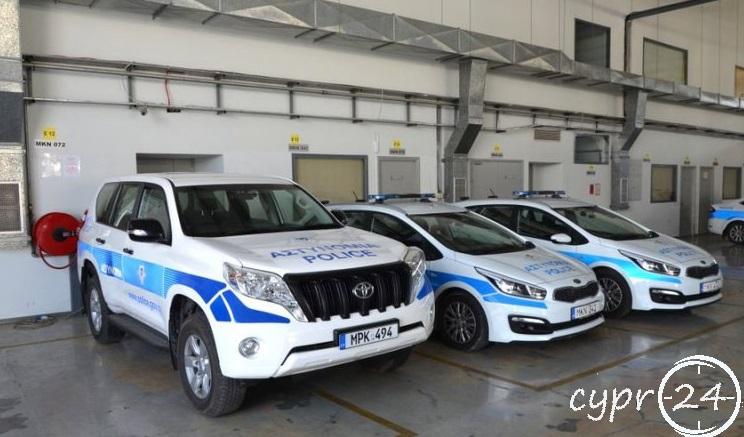 Piątkowa akcja policji w Limassol - 800 mandatów przez 2 godziny