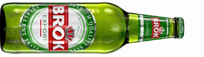 Polubiliście BROKa więc wydłużamy promocję! 0,69€ za butelkę przez kolejny tydzień!