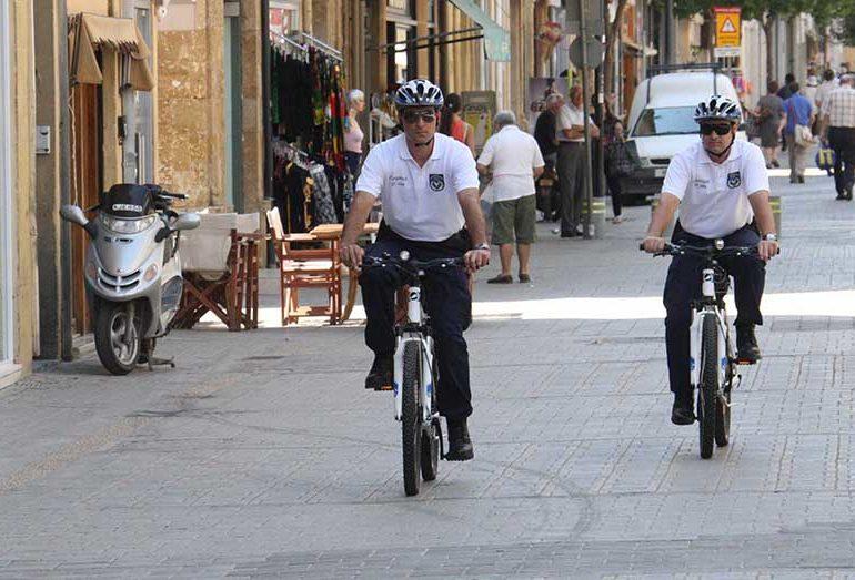 Uważajcie na policjantów na rowerach