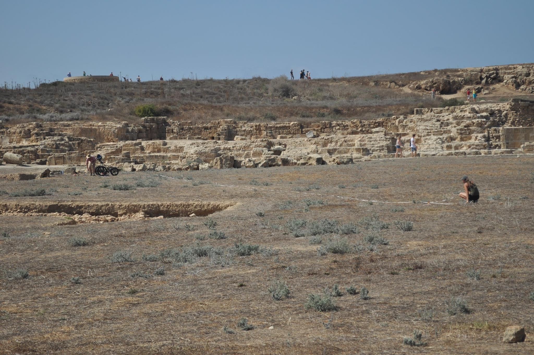 Krakowscy archeolodzy podsumowali ostatni sezon badań w starożytnej stolicy Cypru