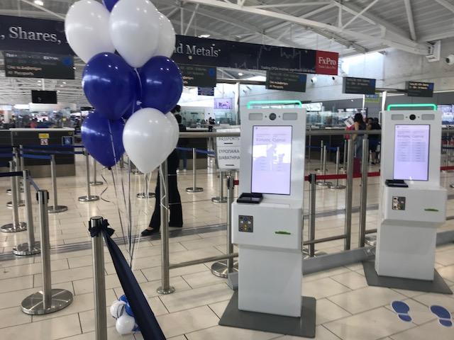 Cypryjskie lotniska przyspieszają odprawę paszportową - uruchomiono Border eXpress