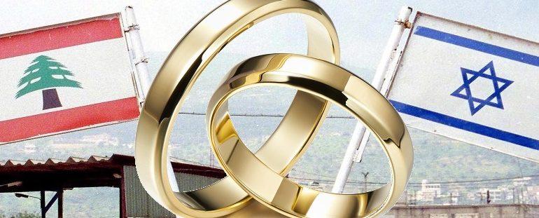 Larnaka robi biznes na ślubach obywateli Libanu i Izraela