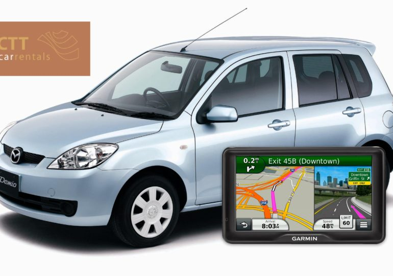 Z CTT nie zabłądzicie! Dla naszych czytelników GPS do samochodu GRATIS!