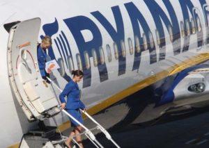 Bilety Ryanair już od 14€ w jedną stronę!