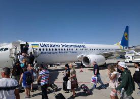 Lecimy z Larnaki do Warszawy przez Kijów z Ukraine International