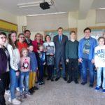 Spotkanie w Szkole Języka Polskiego w Limassol