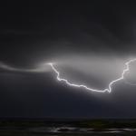 Północ podlicza straty po burzach i pokazuje co się działo (film)