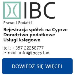 Rejestracja Spółek na Cyprze