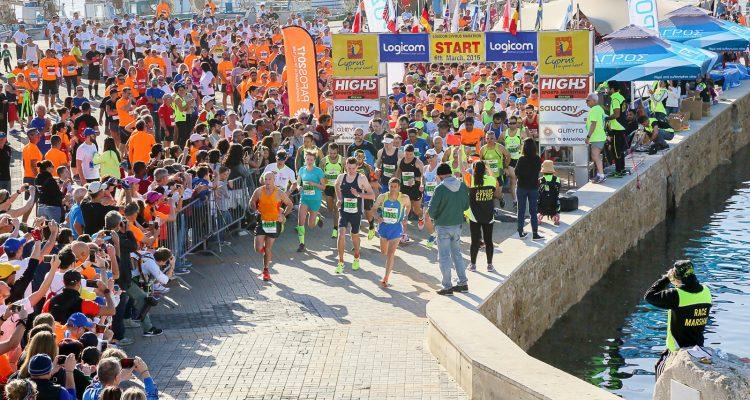 Maraton w Pafos - będą ograniczenia w ruchu