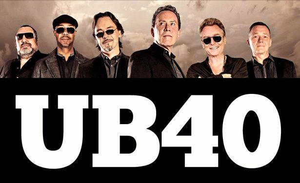 UB40 zaśpiewa w Limassol